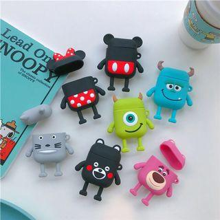 🚚 Cartoon characters Airpods Case