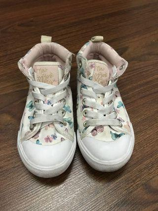 H&M High Cut Sneakers size US10.5