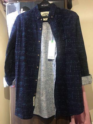 Kemeja Flannel Wanita Pria size Medium Distro