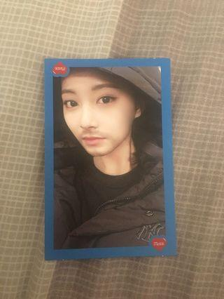 TZUYU TWICE WHAT IS LOVE PHOTOCARD