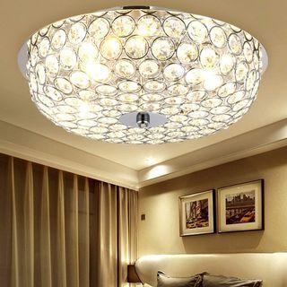 N3 Crystal modern chandelier light