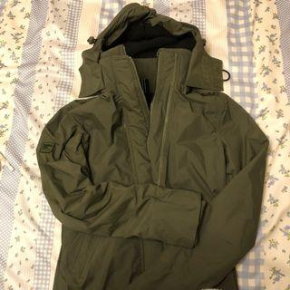 極度乾燥外套