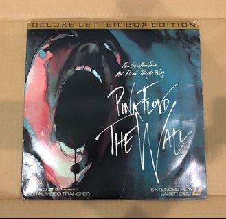 Pink Floyd The Wall Laserdisc LD