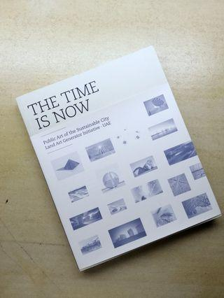 PAGE ONE: The Time is Now