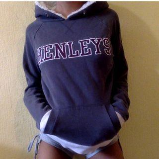 Henleys Grey Hoodie