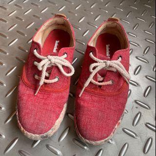 二手正品 timberland 休閒鞋 購於日本
