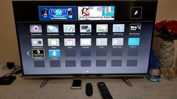 Panasonic 40 inch Full HD Smart LED TV TH40DS500S