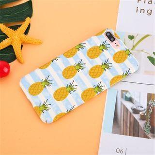 Pineapple & Cherry Iphone Case