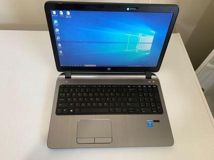 Hp Probook G2 450 i7 16gm ram 500hdd