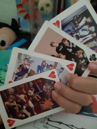 K-pop lomo cards