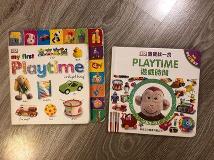 DK Baby Books findings