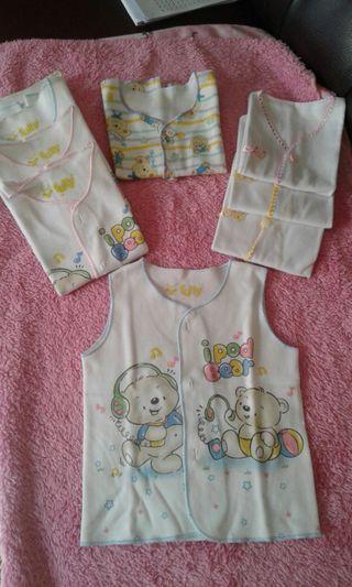 Baju Kutung bayi