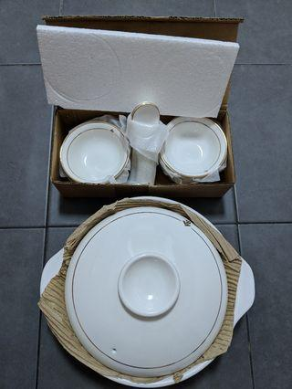 Dining Set (Claypot, Bowls & Spoons)