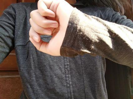 #MAUDANDAN Sweater Grey Grounds 🌷
