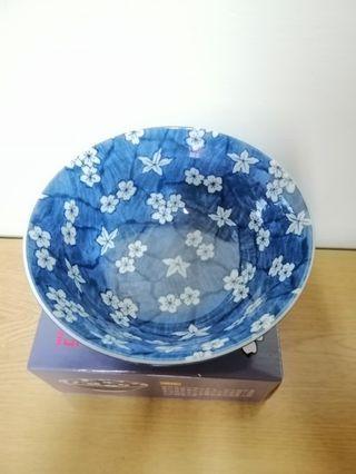 日本良燒 多用碗(櫻花