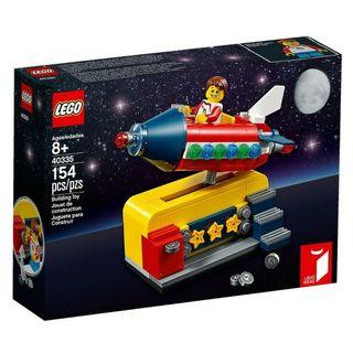 LEGO Ideas Space Rocket Ride 40335