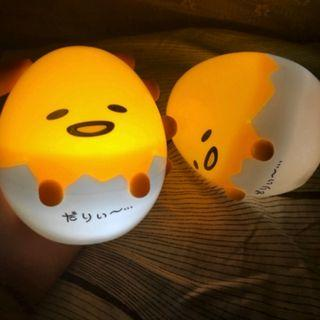 [NEW] Gudetama Lamp Mini LED Night Light Home Decor Gift