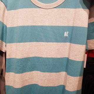 American Eagle Stripped Tee (AE)