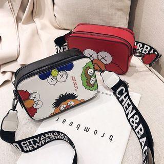 Sesame Street Crossbody Bag - Instock