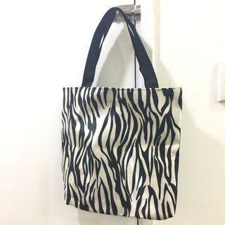 Tote Bag Zebra