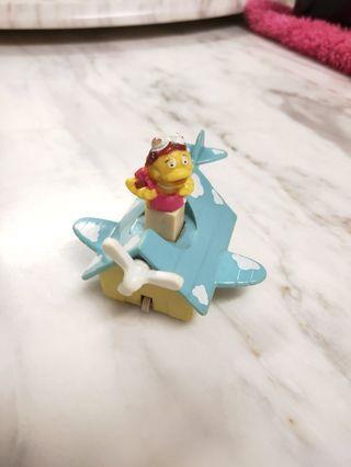 1992 Vintage Mcd Toy