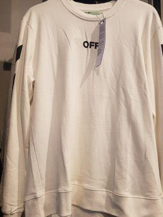 OFF WHITE Seeing Thing Sweater