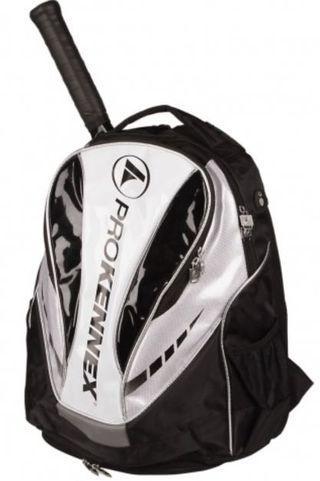 ProKennex Q series Tennis Backpack Black/Silver