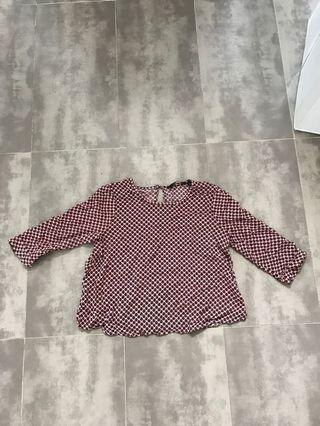 Glassons 3/4 sleeve blouse