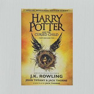 Harry Potter and the Cursed Child: Parts One & Two