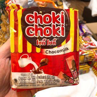 Choki Choki Chocolate Milk (Thailand)