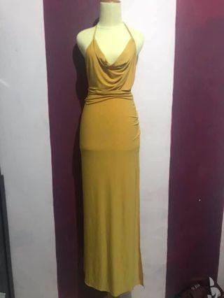 Sexy long dress