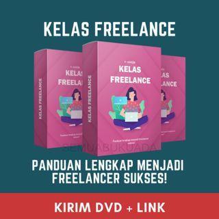 PROMO TUTORIAL - Kelas Freelance - Panduan lengkap menjadi freelancer