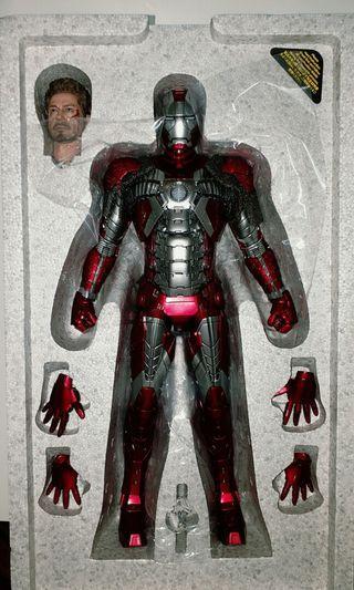 Hottoys mark5 ironman diecast