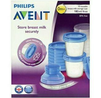 Philips Avent Storage Cups