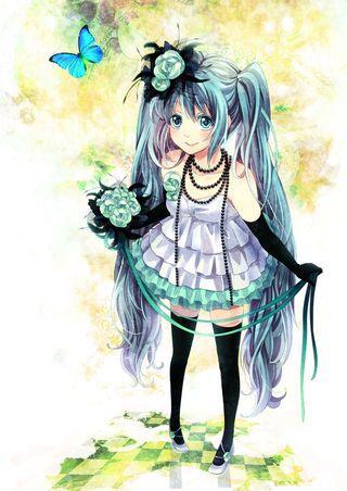WTS/WTT URGENT Hatsune Miku Camellia Cosplay