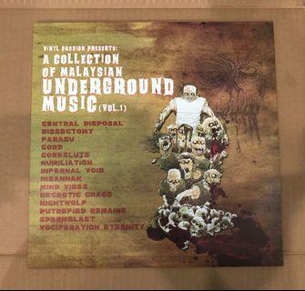 Malaysian Underground LP