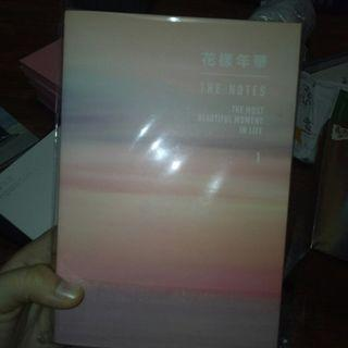 WTS BTS HYYH Notes