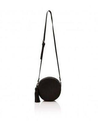SPORTSGIRL Tanned Tassel circle bag
