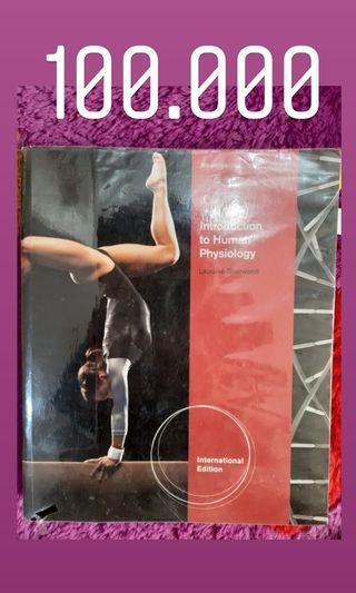 Sherwood physiology book