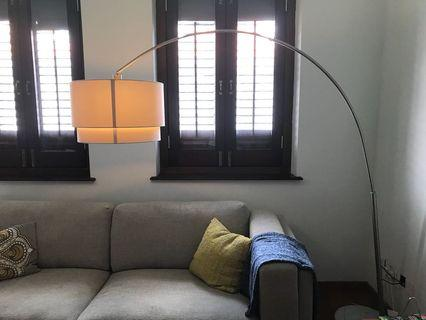 Stylish arc lamp