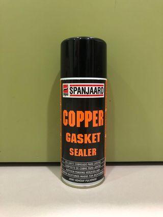 史班哲 SPANJAARD 銅墊片密封劑 耐高溫墊片膠 噴霧式汽缸膠 岐管 免墊膠 墊片膠 銅質墊片汽缸膠 Copper