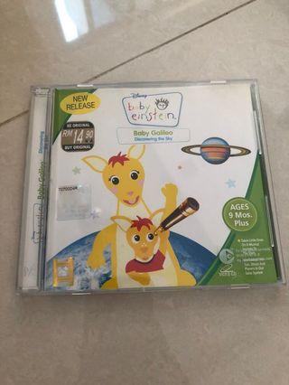 Baby Einstein VCD / age 9 months learning
