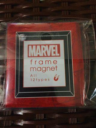 Marvel magnet 磁石貼