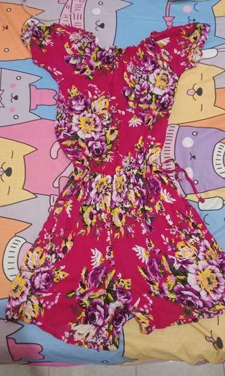 Flower Jumpsuit