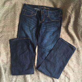 Levi's straight 442 牛仔褲