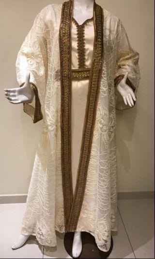 Abaya Dubai (Baju Lebaran)