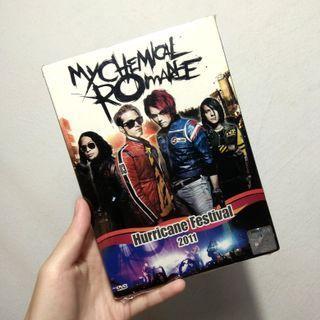My Chemical Romance - Hurricane Festival 2011 DVD