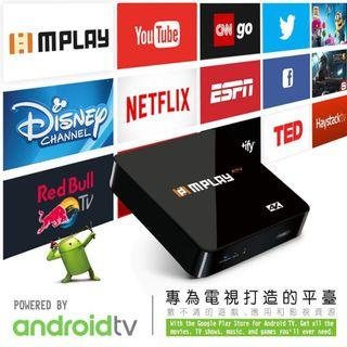 MPLAY Android TV Box