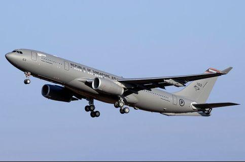 🚚 Aviation400 1:400 Republic of Singapore Air Force A330-243MRTT 763