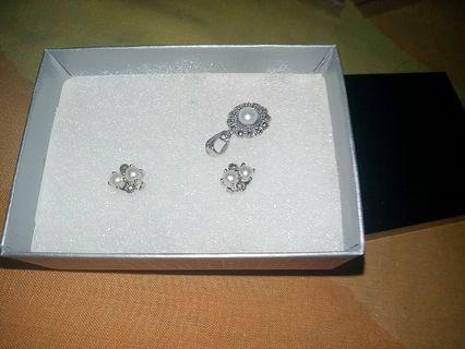 sterling silver set